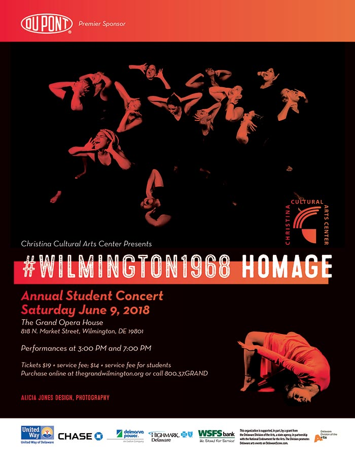 #Wilmington 1968 Homage - Annual Student College
